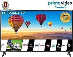 LG 32 Smart TV [3 Year Brand Warranty + Upto 18 months No cost EMI]