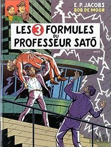 "Afficher ""Les 3 formules du professeur Sato n° 2 Mortimer contre Mortimer"""
