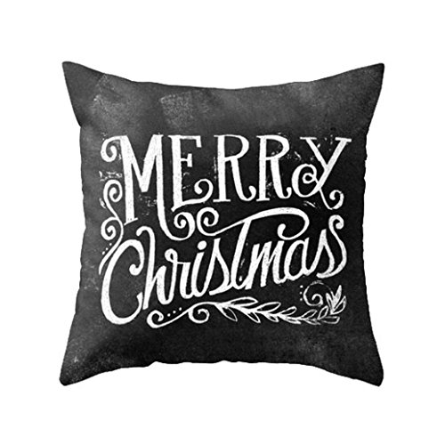 Ikevan Christmas Letters Sofa Bed Home Decoration Festival
