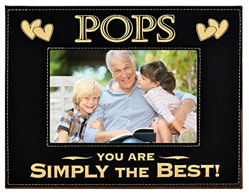 POPS GIFT ~ POPS You Are SIMPLY THE BEST! Engraved