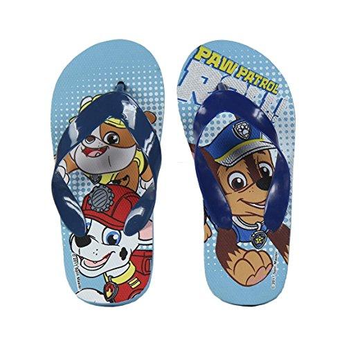 Paw Patrol Boy Slipper Flip Flop