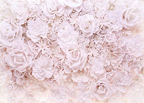 AIIKES 7x5FT Blossom Flowers Photography Backdrop Wedding Photocall Baby Children Birthday Party Photography Backgrounds Custom Photographic Backdrops for Photo Studio 11-419