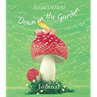 Down in the Garden Journal: Mushroom Baby