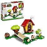 LEGO Super Mario Casa e Yoshi - Pack di Espansione, Giocattolo, Set di Costruzioni, 71367  LEGO