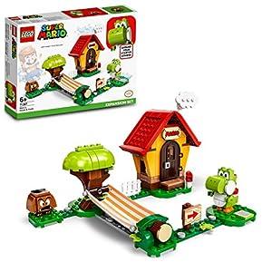 LEGOSuperMarioCasaeYoshi-PackdiEspansione,Giocattolo,SetdiCostruzioni,71367 LEGO
