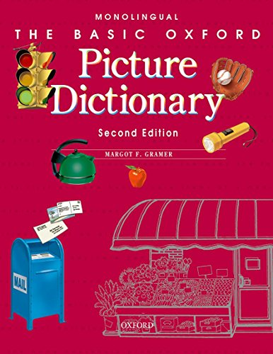 The Basic Oxford Picture Dictionary, Second Edition (Monolingual English) by Oxford University Press