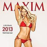 Maxim 2013 Wall Calendar