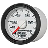 Auto Meter 8563 Factory Match 2-1/16'' 0-100 PSI Fuel Pressure for Dodge