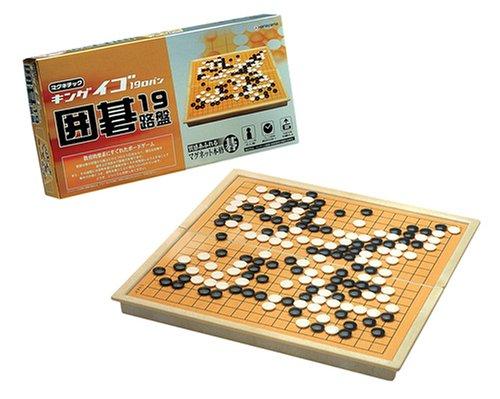 マグネチックキング囲碁19路盤の商品画像