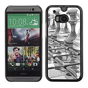 Hot Style Cell Phone PC Hard Case Cover // M00100155 abstract 3d // HTC One M8