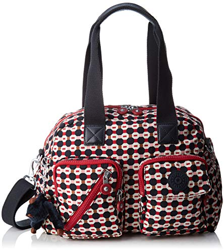 Kipling - Defea Up, Sacs à dos multicolores pour femme (shapemix)