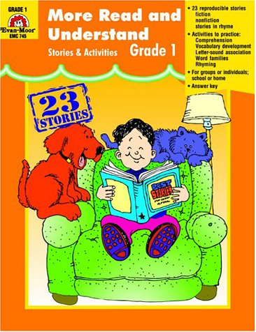 More Read and Understand: Stories and Activities, Grade 1 (Easy Christmas Programs For Kids)