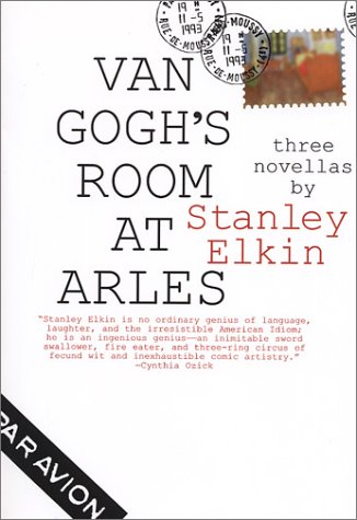 Van Gogh's Room at Arles (American Literature (Dalkey Archive))