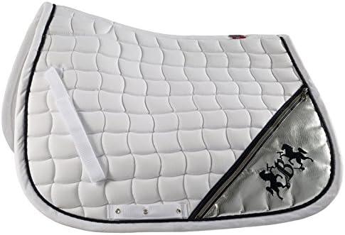 B Vertigo Montana Coolmax Quick Dry Lining All Purpose Saddle Pad