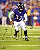 "Eric Weddle Baltimore Ravens Autographed 8"" x 10"" Running Photograph - Fanatics Authentic Certified - Autographed NFL Photos"