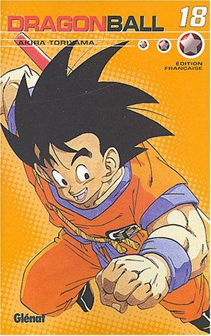 Dragon Ball n° 18 L'adieu de Sangoku