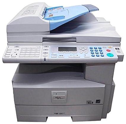 amazon com ricoh aficio mp161spf lq fx co pt sc nt dp electronics rh amazon com Ricoh Copiers and Printers Ricoh Printer Copier Scanner
