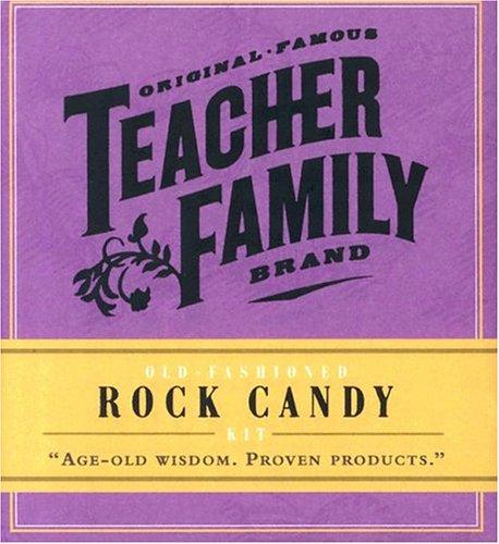 Old Fashion Rock Candy Kit (Original Famous Teacher's Brand)
