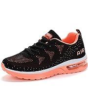 ecac5bb30 JACKSHIBO Men Women Sneakers Ultra Lightweight Comfortable Work Tennis Running  Shoes