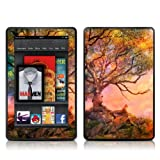Kindle Fire Skin Kit/Decal - Fox Sunset - Aimee Stewart (does not fit Kindle Fire HD)