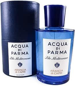 Acqua Di Parma Acqua Di Parma Blu Mediterraneo Arancia Di Capri Eau De Toilette Spray 5 Oz, 150 milliliters, 150 ml / 5 oz (8028713570025)