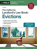 img - for The California Landlord's Law Book: Evictions book / textbook / text book