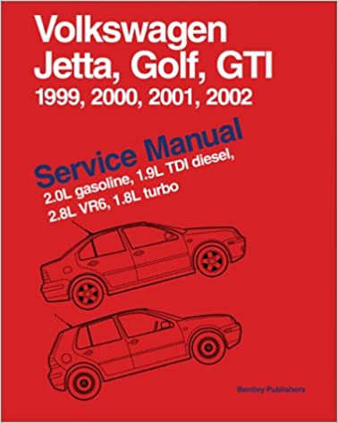 Volkswagen jetta golf gti service manual 1999 2002 20l gasoline volkswagen jetta golf gti service manual 1999 2002 20l gasoline 19l tdi diesel 28l vr6 18l turbo bentley publishers 9780837603889 amazon fandeluxe