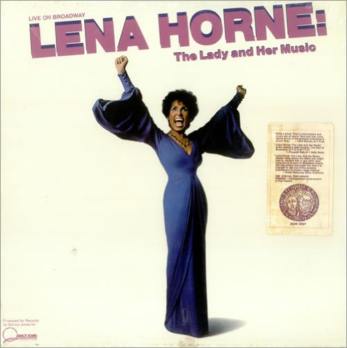 Lena Horne - Lena Horne: The Lady And Her Music (Live On Broadway)