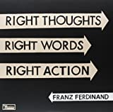 Right Thoughts, Right Words, Right Action - Vinyl