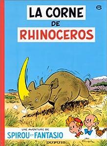 """Afficher """"Spirou et Fantasio n° 6 La Corne du rhinocéros"""""""
