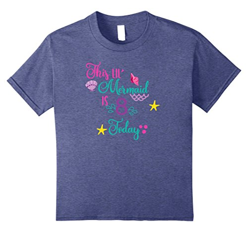 lil mermaid tshirts - 7
