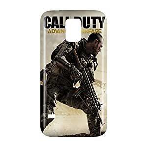 Call of Duty: Advanced Warfare Atlas Limited Edition Game Snap on Plastic Case Cover Compatible with Samsung Galaxy S5 GS5