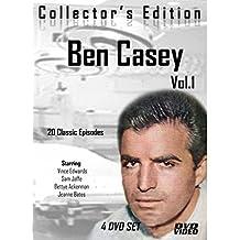 Ben Casey TV Series-Volume ONE-4 Disc Set-20 Classic Episodes-1961