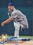2018 Topps Series 2#530 Jason Vargas New York Mets Baseball Card - GOTBASEBALLCARDS