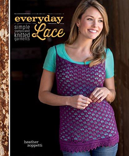 F&W Media Interweave Press, Everyday Lace