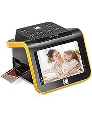 KODAK Slide N SCAN film en slide-scanner met groot 5 inch LCD-scherm zet negatieve en dia's in kleur en zwart-wit 35 mm, 126, 110 negatieven en dia's in JPEG-digitale foto's