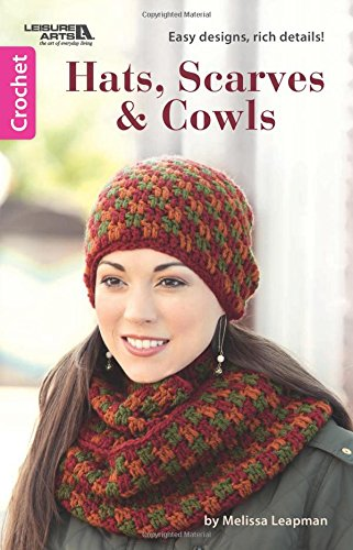 Download Hats, Scarves and Cowls  Leisure Arts (75547) pdf