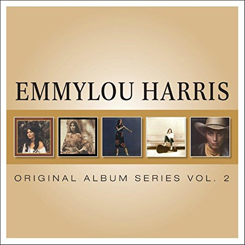 CD : Emmylou Harris - Original Album Series 2 (Germany - Import, 5 Disc)