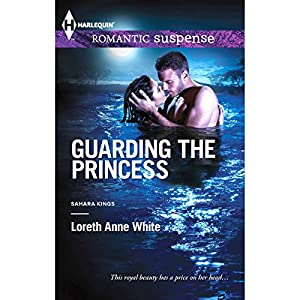 Guarding the Princess Audiobook