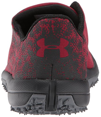 Under Armor Mens Speed ​​pneumatico Ascent Low Cardinal (600) / Rhino Grey