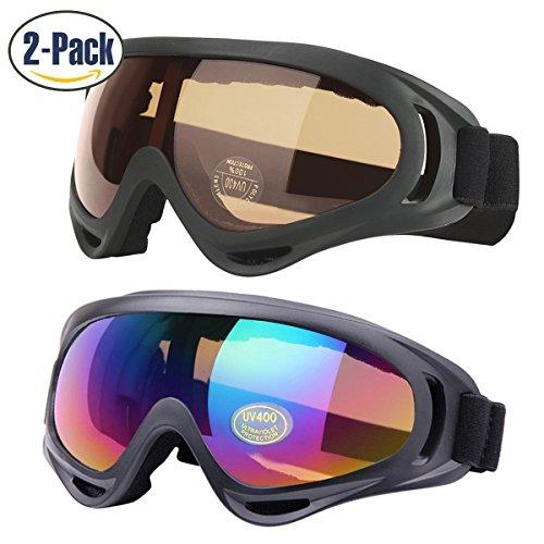 Odoland Goggles Windproof UV400 Eyewear