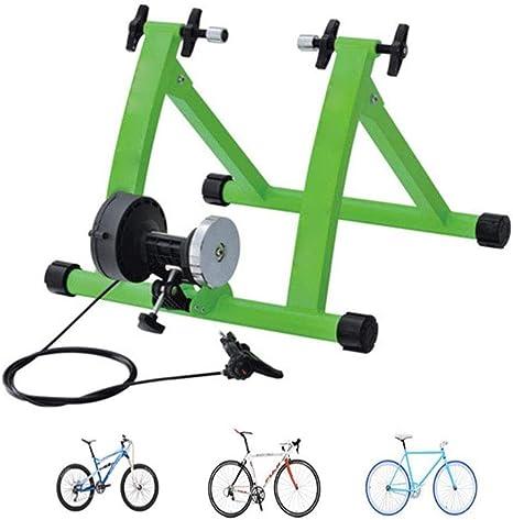 LXDDP Entrenador Turbo magnético, Entrenador Bicicleta Plegable ...