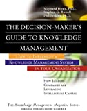 img - for The Decision-Maker's Guide to Knowledge Management book / textbook / text book