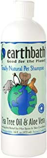 product image for Earthbath 84012-6 All Natural Shampoo (6 Pack), 16 oz