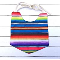 Fiesta Birthday Bib, First Birthday Outfit for Baby Girl and Boy, Uno Mexican Theme