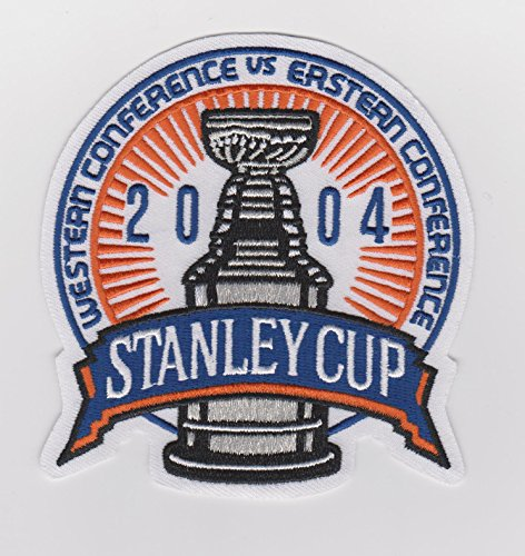 2004 STANLEY CUP FINAL PATCH ()