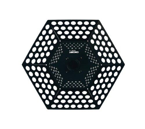Labconco 7450700 Anodized Aluminum Hexagonal Rotor for CentriVap Centrifugal Vacuum Concentrator