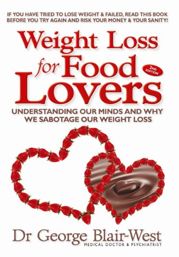 Weight Loss for Food Lovers: Understanding our minds and why we sabotage our weight loss