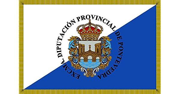 Amazon.com: magFlags Gran bandera Pontevedra Province ...