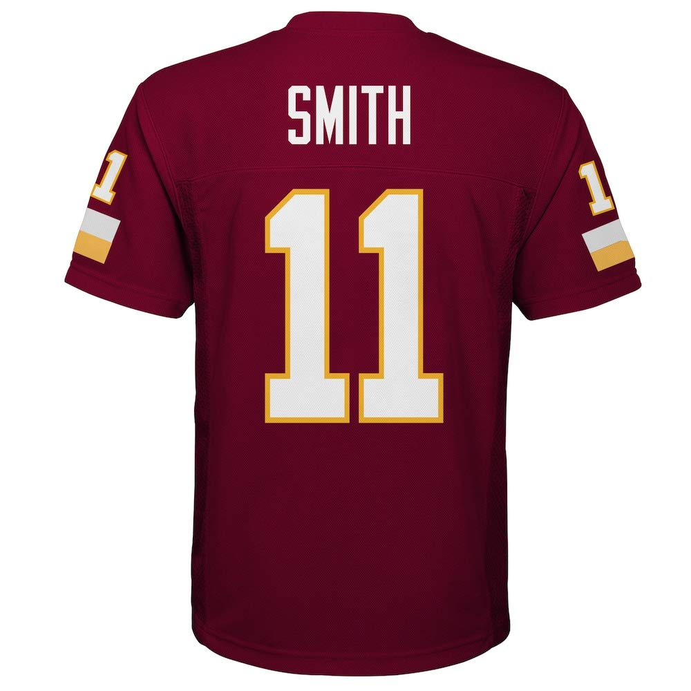 83273686823 Amazon.com : Outerstuff Alex Smith Washington Redskins NFL Youth 8-20 Red  Home Mid-Tier Jersey : Sports & Outdoors